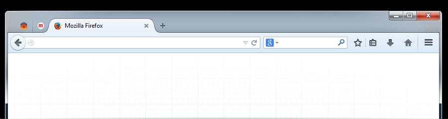 Firefox Eski Tasarıma Döndürün