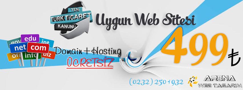 499TL'ye Yeni TTK'ya Uygun Web Sitesi Sahibi Olun