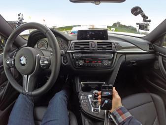 BMW'lere GoPro Kamera entegrasyonu