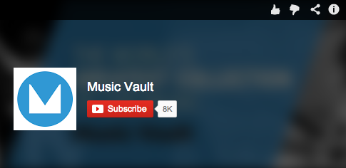 Music Vault Arşivi Youtube'da