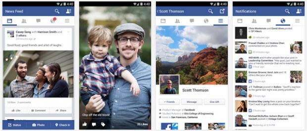 Facebook'tan mobile yeni özellik
