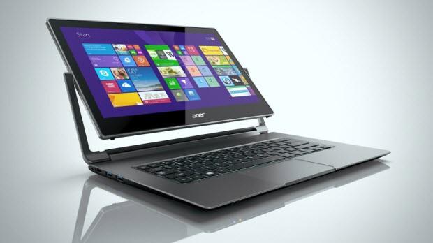 Acer'ın Yeni Laptopları Tanıtıldı.