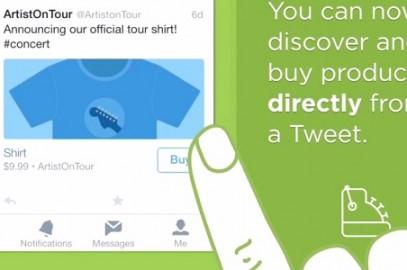 """Twitter """"satın al"""" butonunu Tanıttı"""