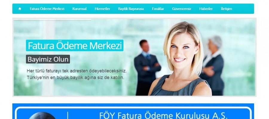 Fatura Ödeme Merkezi – FÖY Fatura Ödeme Kuruluşu Hakkında